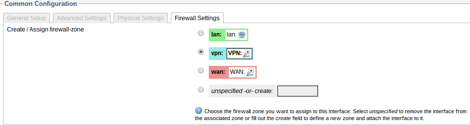 Direct wifi traffic through a VPN with openwrt | «WatchMySys» Blog